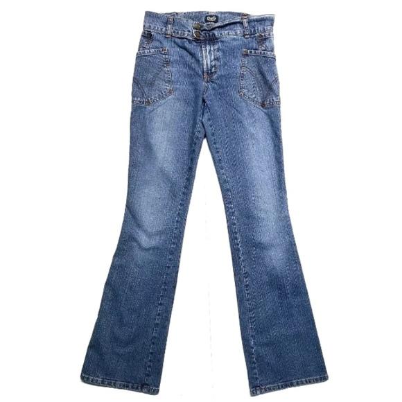 fd782a51 Dolce & Gabbana Jeans | Dolce Gabbana Womens Size 27 Bootcut | Poshmark